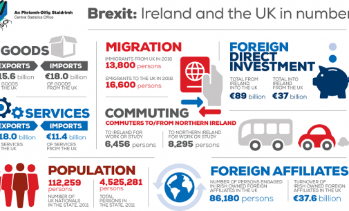 CSO Publishes Statistical Guide to Brexit