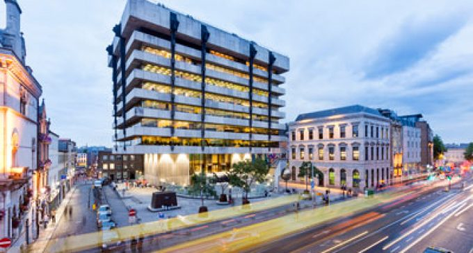 Hines and Peterson Group Acquire Landmark Dublin Properties