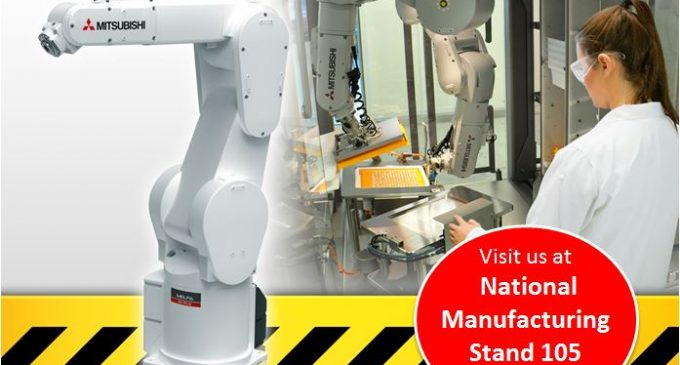 """Want to Know How """"MELFA SafePlus"""" Enables Robots and Humans to Collaborate?"""