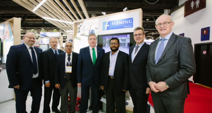 Limerick Company Sign €1.1 Million Deal to Distribute Medical Devices in Oman