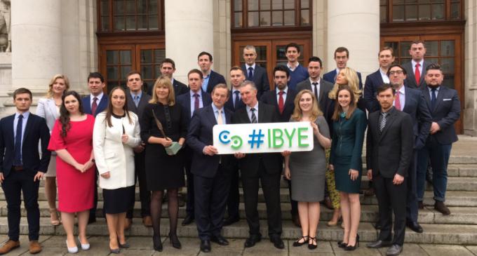 Taoiseach Unveils Ireland's Best Young Entrepreneur Finalists