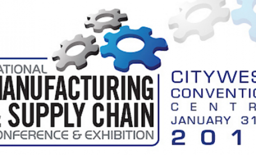 National Manufacturing & Supply Chain Conference & Exhibition 2017 Sets New Records