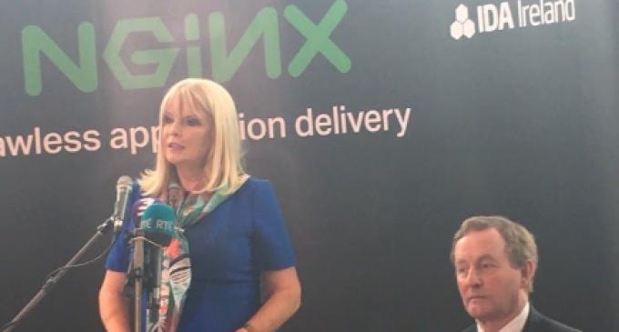 NGINX to Establish EMEA Headquarters in Cork