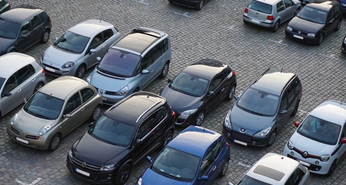 New Car Sales Down 21 Percent in February