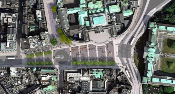 College Green must work as transport artery first, plaza second – Dublin Chamber
